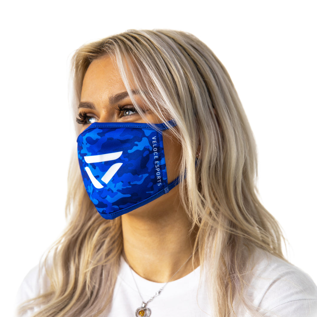 VELOCE ICON FACE MASK