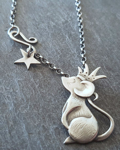 Little Prince Star Gazing Mouse