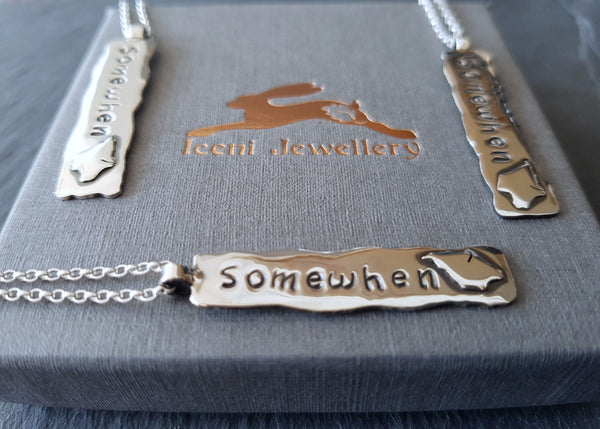 The Isle of Wight 'Somewhen' Pendant