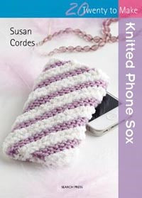 20 to Make - Knitted Phone Sox Pod
