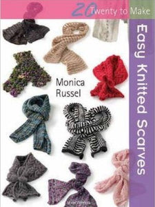 20 to Make - Easy Knitted Scarves