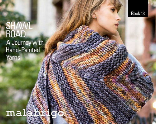 Malabrigo Book 13 - Shawl Road