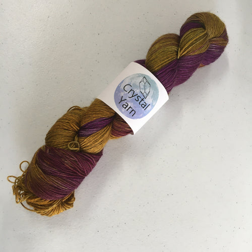 Crystal Yarn Yak Blend Sock (4-ply)