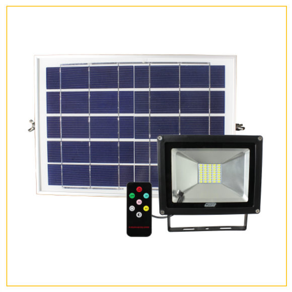 SFR210 - 20W Solar Power LED Floodlight