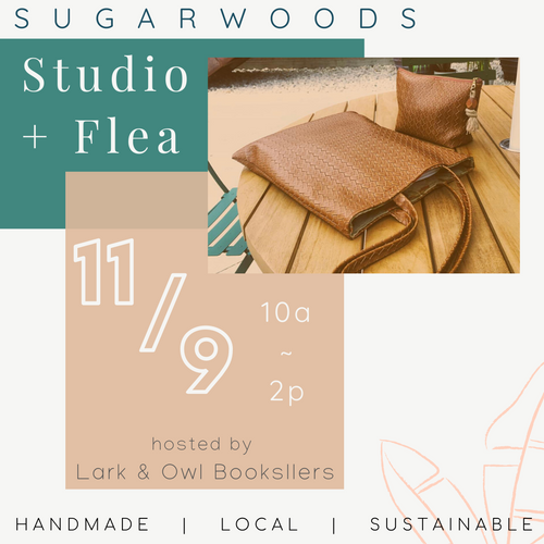 Sugarwoods Studio + Flea // 11.9