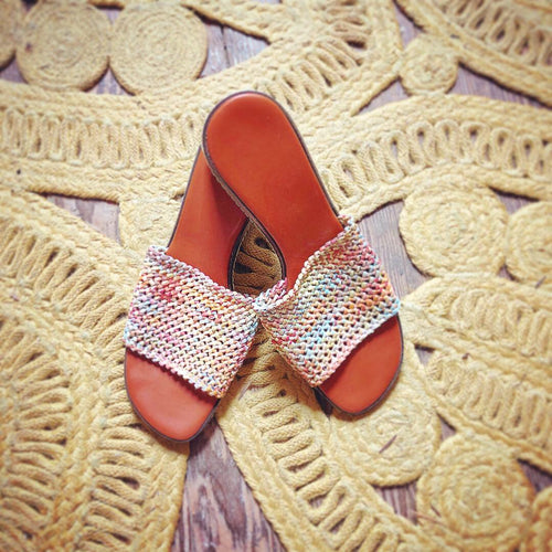 Crochet Candy Mules