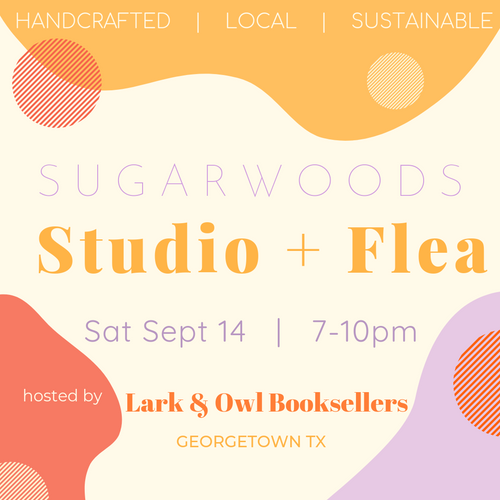 Sugarwoods Studio + Flea // 9.14