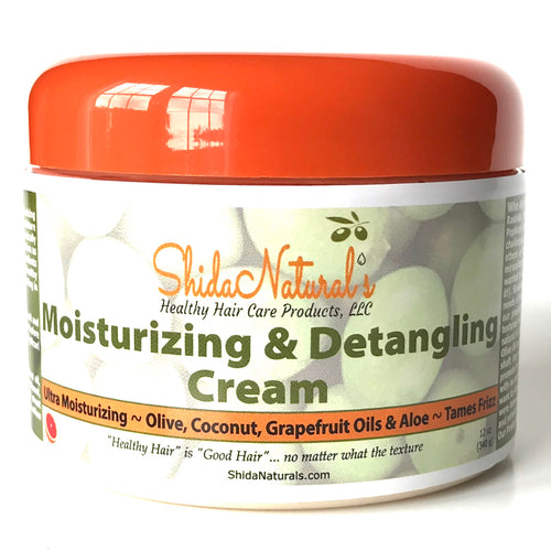 Moisturizing & Detangling Cream 12 oz (340 g)