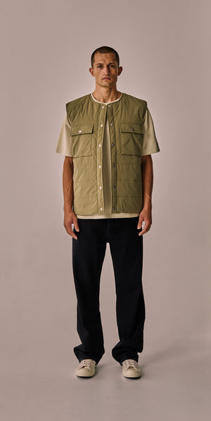 Just Junkies Maso Vest Vest 015 - Green