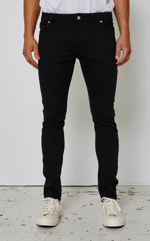 Just Junkies Max black Jeans 001 - Black