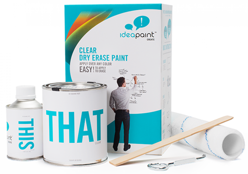 IdeaPaint Create Clear - 4,6 m2