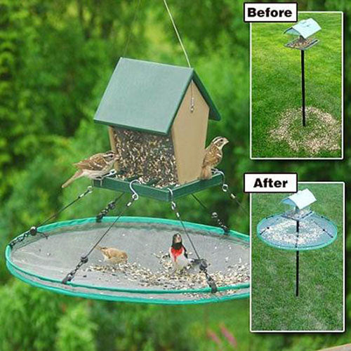 SeedHoop Bird Seed Catcher