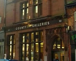 County Galleries Altrincham