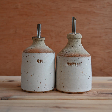 Oil & Bottle Set by Naomi Tettmar