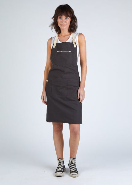 Gorgeous modern Japanese-style apron from Dungarees Online.