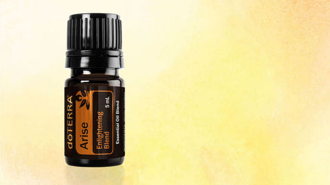 Óleo Essencial Arise kit yoga doterra | EVOdaTERRA