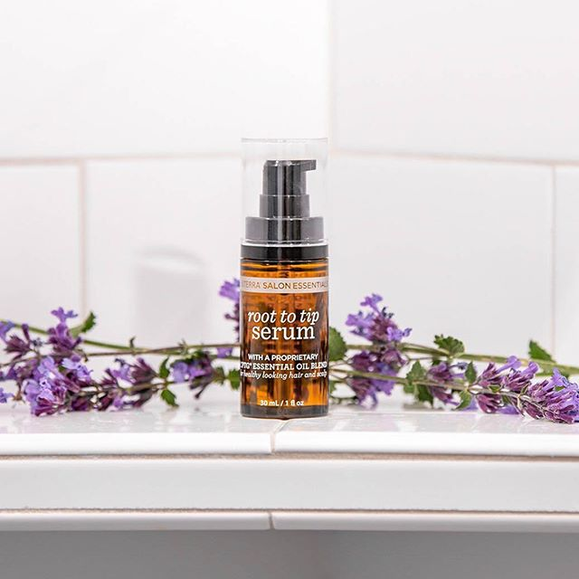 Salon Essentials Sérum da Raiz à Ponta  30ml doTERRA