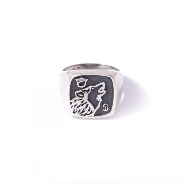 Sterling Silver Legacy Signet Ring