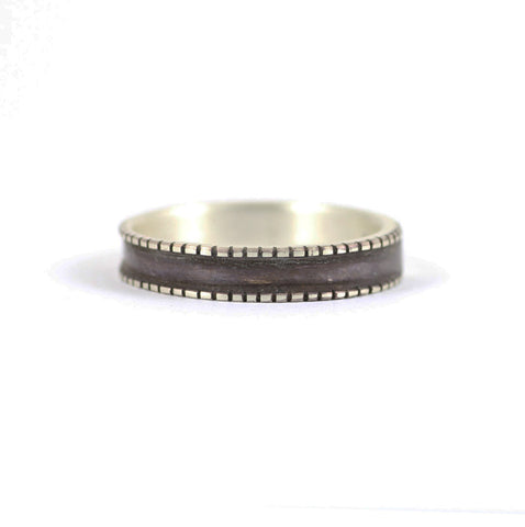Men's Backbone Ring