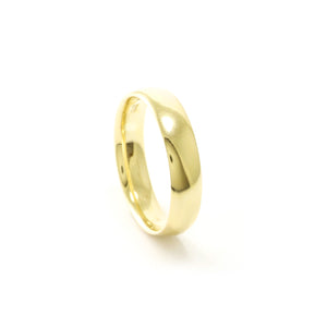 9ct Yellow Gold men's ring
