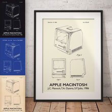 Apple Macintosh Patent Print