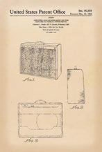 Fender Amp Patent Print - 16X24 Inches / Retro / Art Poster
