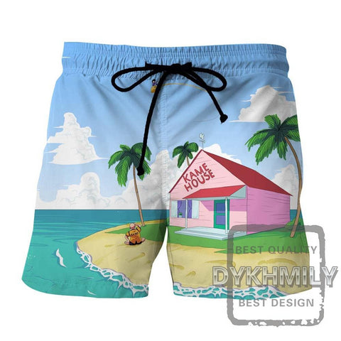Kamehouse Special Swimming Shorts! *Limited Time*