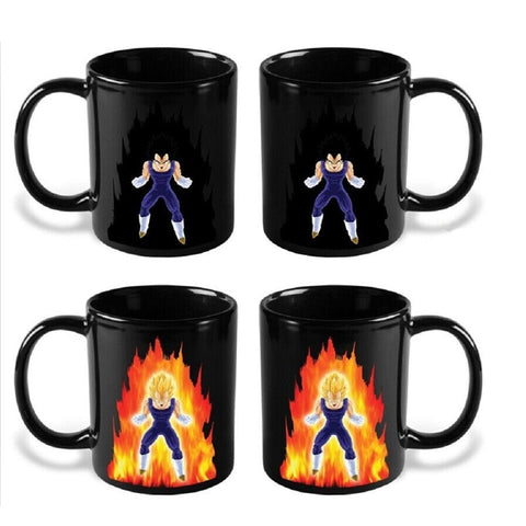 HEAT CHANGING Coffee Mug!