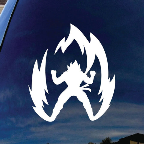 Car Vinyl HD Sticker (Lifetime stick!)