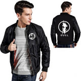 Slim-Fit Dragon Flight Jackets (More Styles)