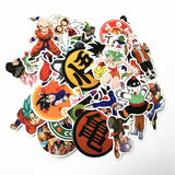 50 Vinyl HD Stickers! (No Duplicates!)