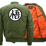 Slim-Fit Military Flight Jackets (More Styles!)