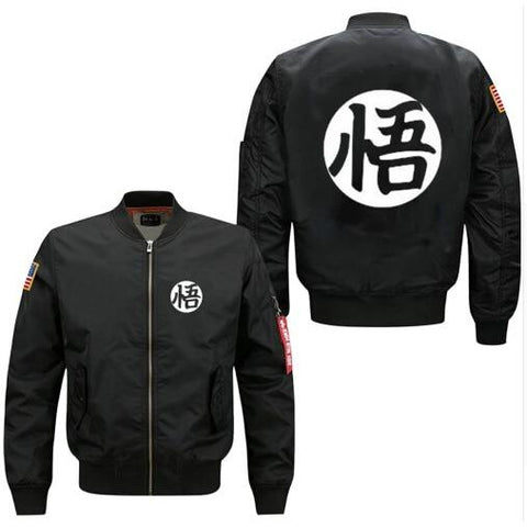 Slim-Cut Dragon Flight Jackets