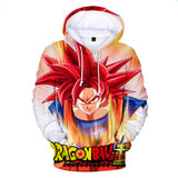 DB Super Themed Hoodies (Many styles!)
