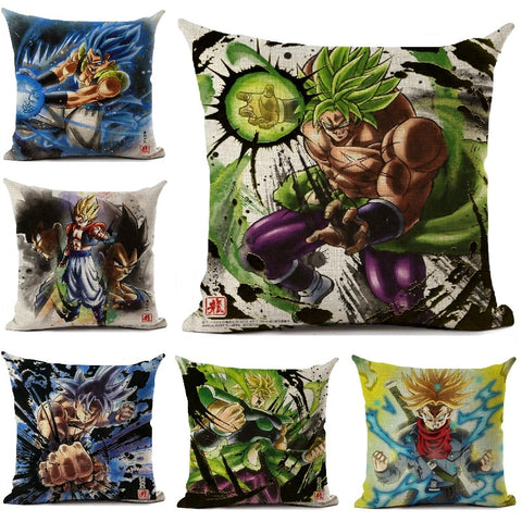 DB Super Themed - Decorative Pillow Cases!
