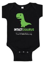 Load image into Gallery viewer, INTACTosaurus Onesie