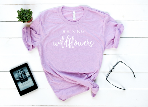 Raising Wildflowers | Tee