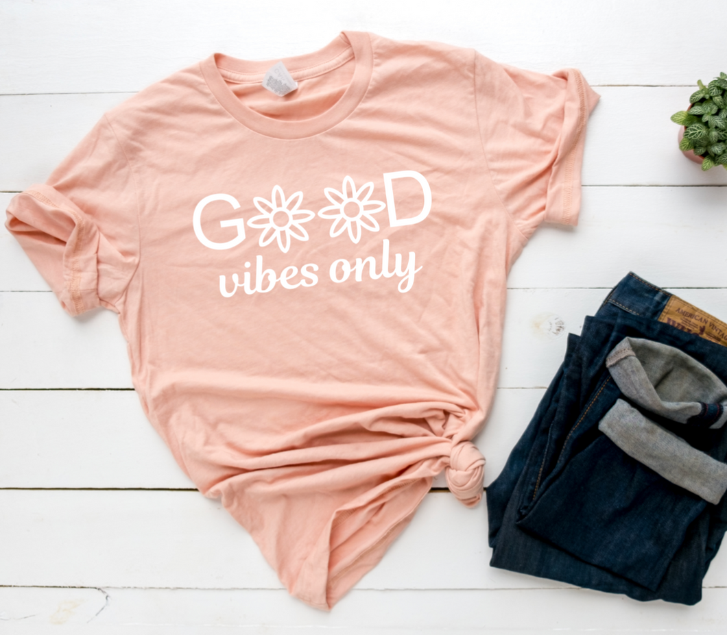 Good Vibes Only | Tee