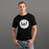Boo!, FEEL IT Collection, Short-Sleeve Unisex T-Shirt
