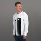 High - FEEL IT Collection - All-Over Unisex Sweatshirt