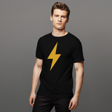 Bolt - LESS is MORE Collection, Short-Sleeve Unisex T-Shirt