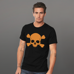 Skull - LESS is MORE Collection, Short-Sleeve Unisex T-Shirt