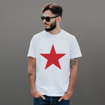 Star - LESS is MORE Collection, Short-Sleeve Unisex T-Shirt