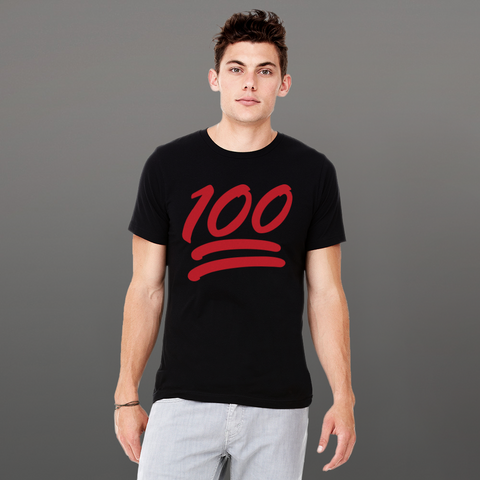 100 - LESS is MORE Collection, Short-Sleeve Unisex T-Shirt