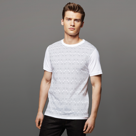 MOTTOM Originals Collection - All-Over Short-Sleeve, Men's T-shirt
