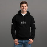 MOTTOM Originals Collection, Hooded Sweatshirt