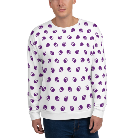 SKULL PR Sweatshirt - LESS is MORE Collection