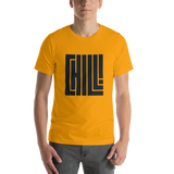 Chill!, FEEL IT Collection, Short-Sleeve Unisex T-Shirt