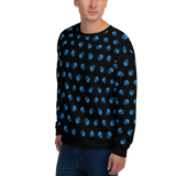 SKULL BL-B Sweatshirt - LESS is MORE Collection