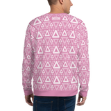 Impossible Triangles PK Unisex Sweatshirt - LESS is MORE Collection
